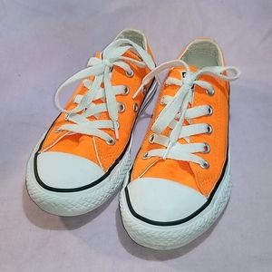 Converse Chuck Taylor All Star Neon Orange Youth